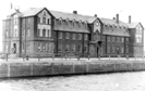 Dock Offices, Immingham c1910s