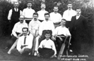 Flottergate Church Cricket Club, 1906