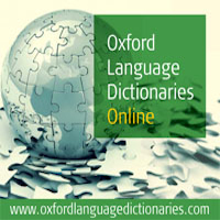 Oxford Language Dictionaries Online