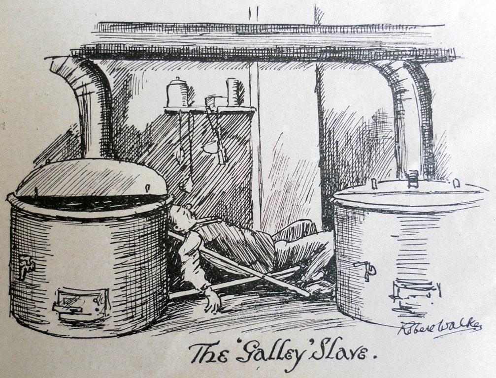 The Galley Slave by Robert Walker