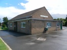 Tetney Village Hall, the reminiscence session venue