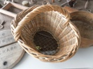 Potato basket, once made in the hundreds but few survive