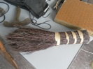 Besom head..product of the forest