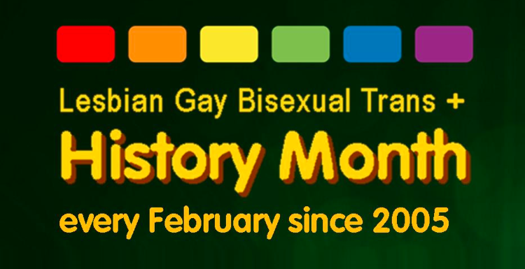 LGBT+ History Month