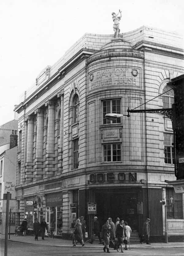 The Odeon Victoria Street 1972