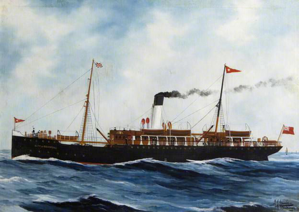 SS City of Bradford